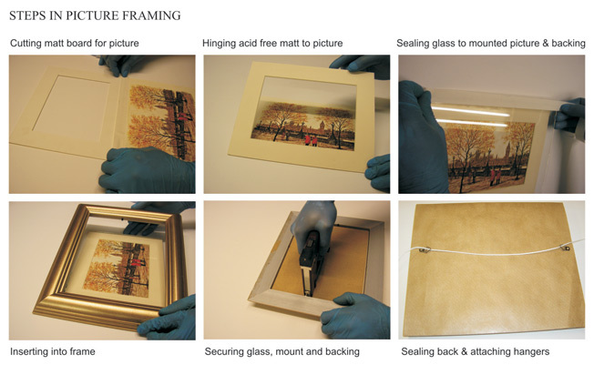 Picture framing services Cape Town