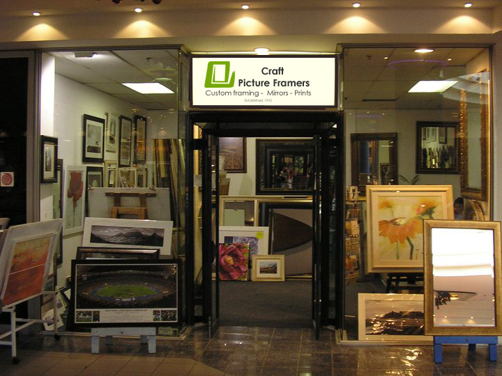 Claremont Picture framers
